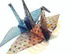 papercutting:orizuru