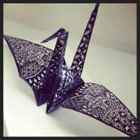 papercutting:zentangle