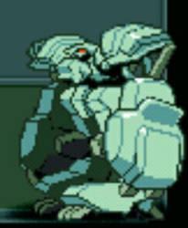 Crimson Fighter:PLUTO-R