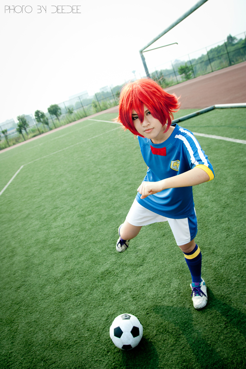 Inazuma 11_Kiyama Hiroto by WinryDeeDee