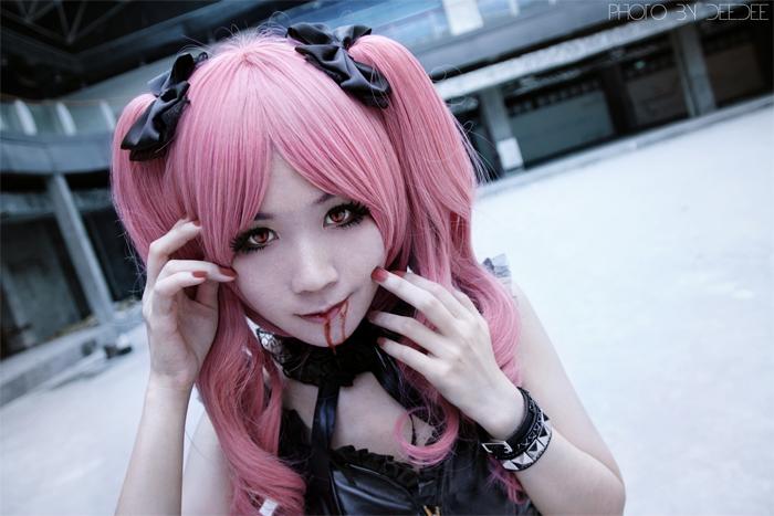Shiki_Megumi Shimizu by WinryDeeDee