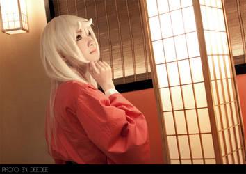 Hakuoki_ Oni Chizuru by WinryDeeDee