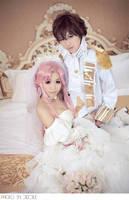 Euphy and Suzaku by WinryDeeDee