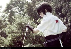 Uchiha Sasuke by WinryDeeDee