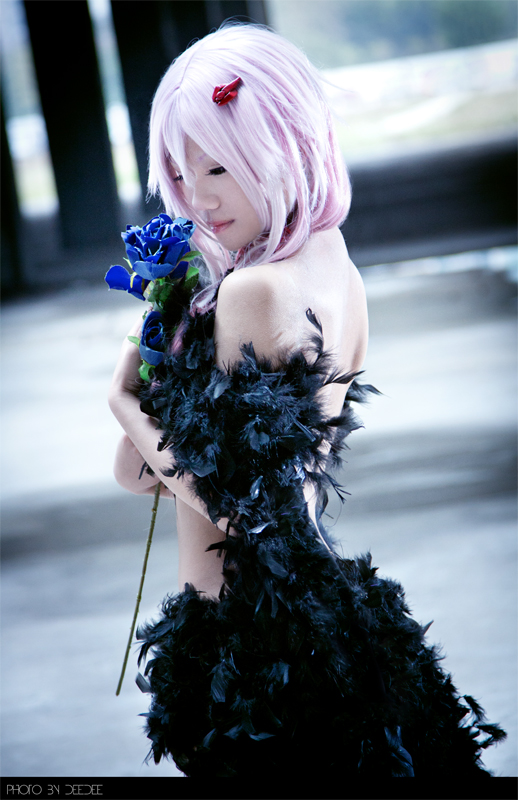 Guilty Crown_Inori EUTERPE by WinryDeeDee