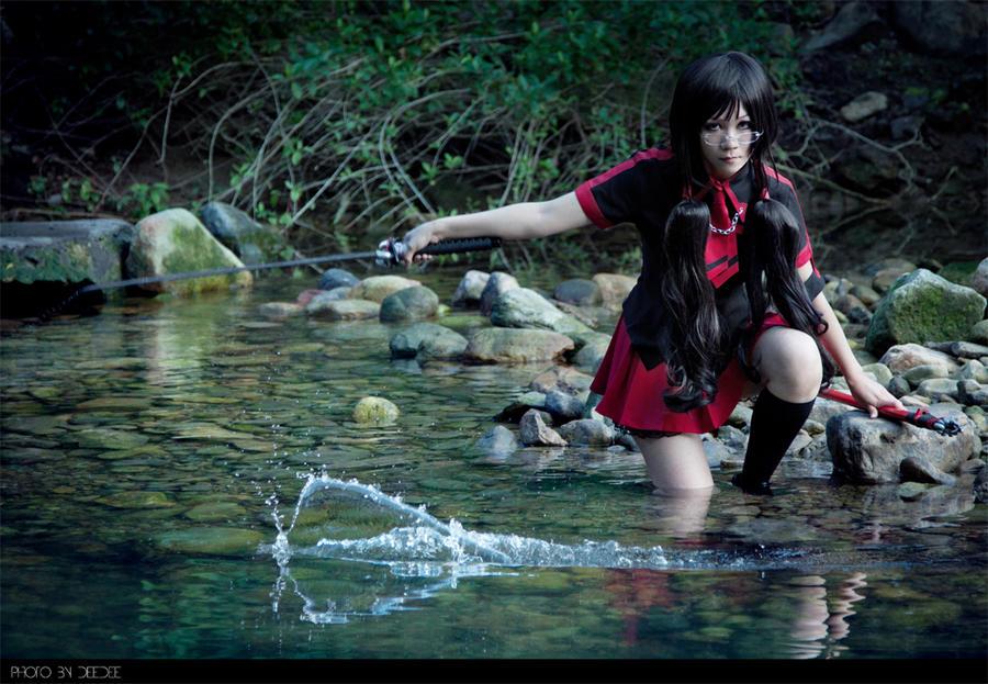 Blood-C_Kisaragi Saya 04 by WinryDeeDee