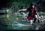Blood-C_Kisaragi Saya 04