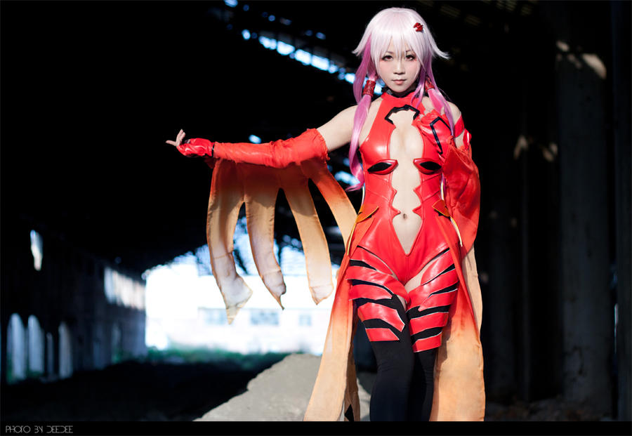 Guilty Crown_Inori Yuzuriha by WinryDeeDee