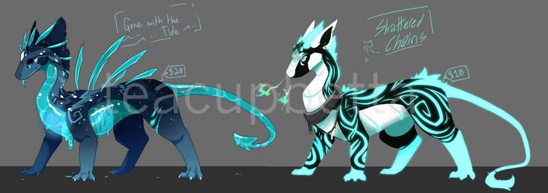 Dragon Adopts - 1 OPEN