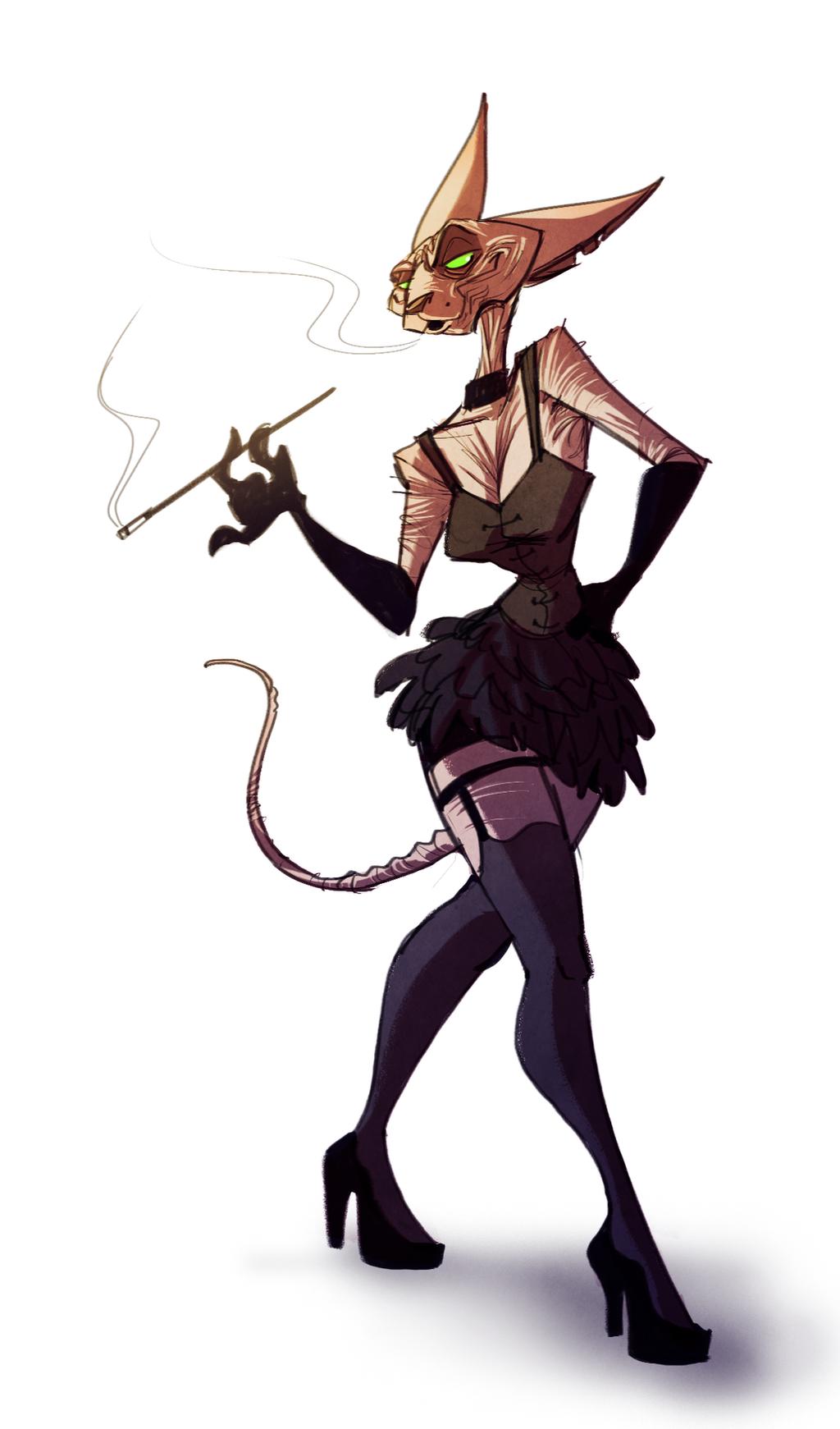 Selma S Cat Kruse
