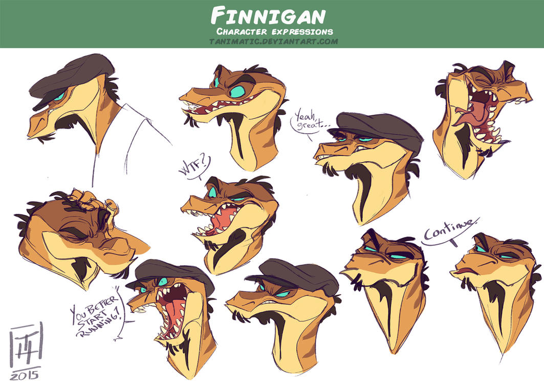Finn expressions by Tanimatic