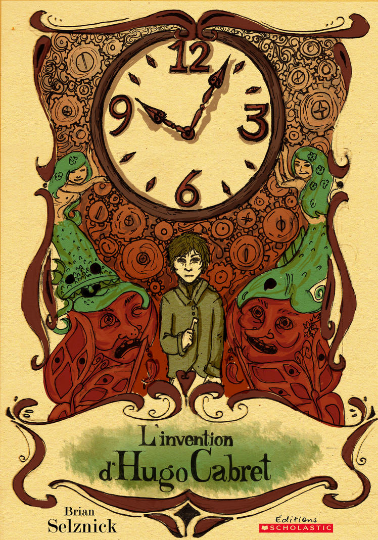 the invention of hugo cabret pdf free download