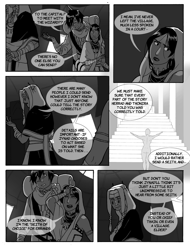 Aether EaS: Chapter 1, Page 55 by hyperionwitch