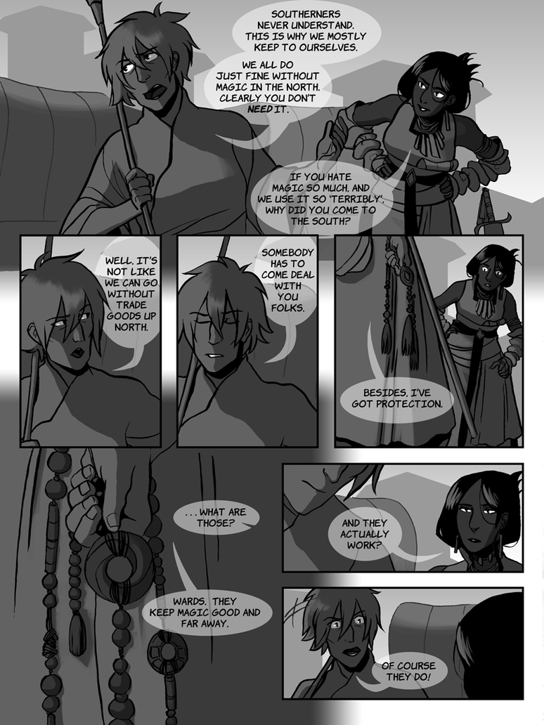Aether EaS: Chapter 3, Page 69 by hyperionwitch