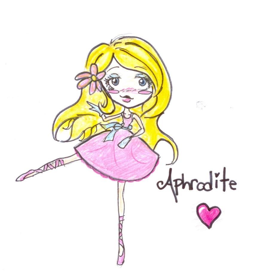 Little Aphrodite by smudgedfingers on DeviantArt
