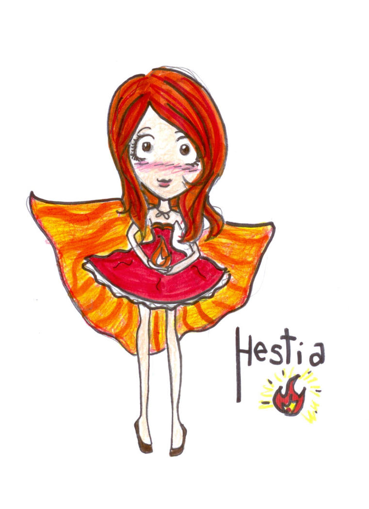 Little Hestia by smudg...