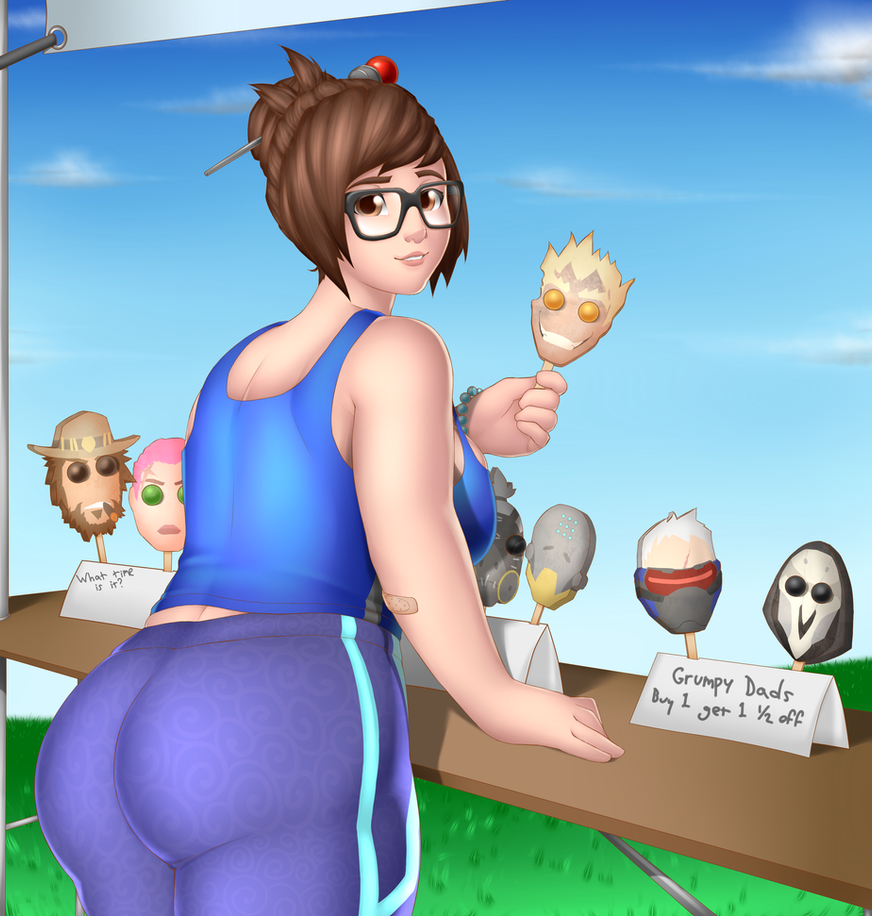 Mei's Amazing Popsicles by Imaginaricide