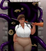 Sef Turner, Eldritch Exterminator by Imaginaricide