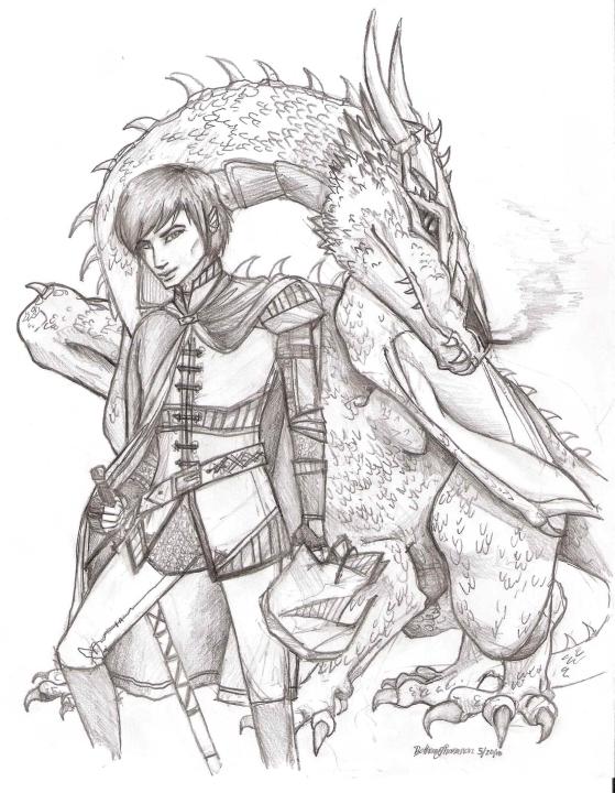 eragon drawings - photo #42