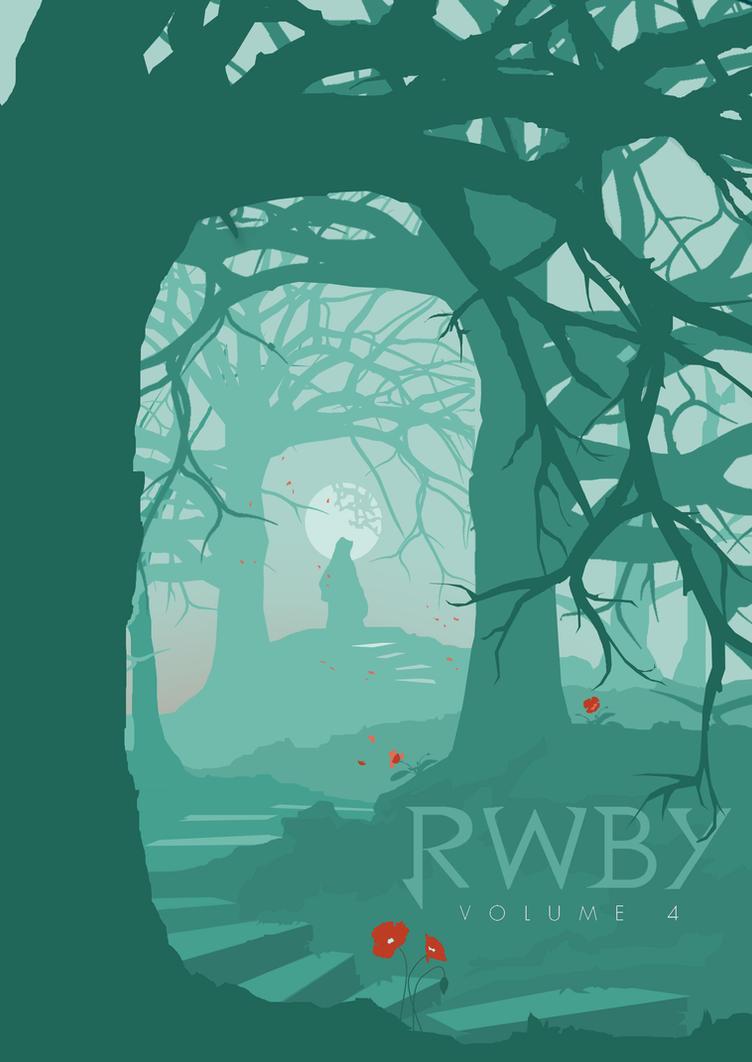 RWBY Volume 4 by Pilgrimwanders
