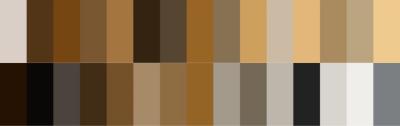 brown gray grey palette f2u by yikz-adopts