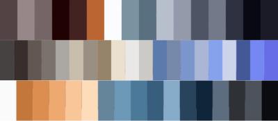 blue gray grey brown palette f2u by yikz-adopts