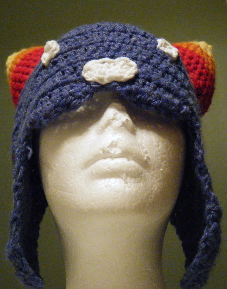 Nepeta Leijon Homestuck Hat by KCCrochet