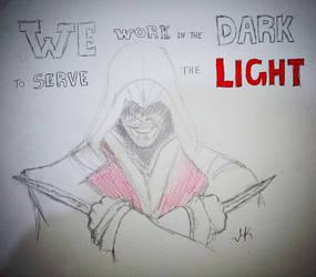 To serve the light by MaraCroft3