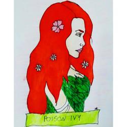 Poison Ivy by MaraCroft3