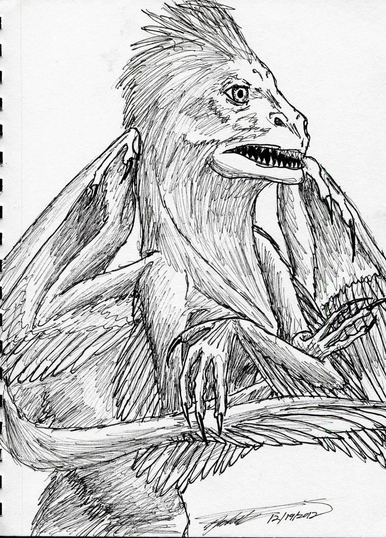 Evolved Raptor