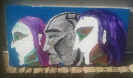Robotic Trio