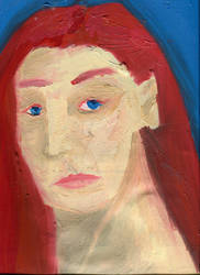 Red-Haired Girl