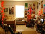 my dorm by benfolding