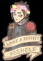 my trash prince son by JammyScribbler