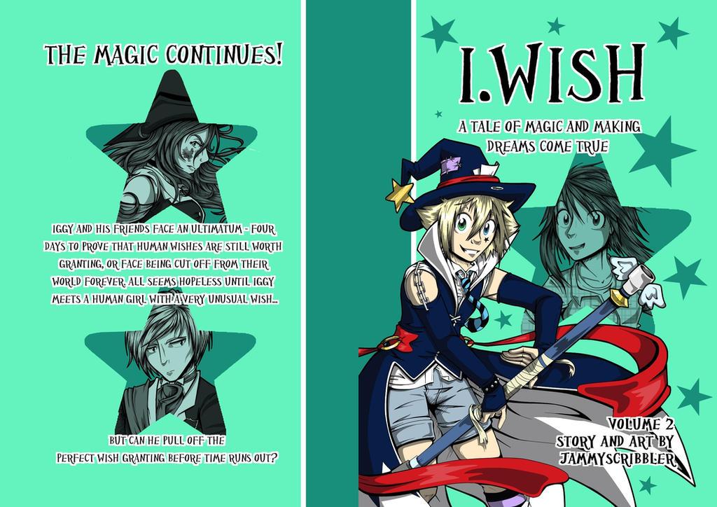 I.Wish Volume 2 by JammyScribbler