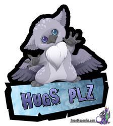 Hugs Plz by neondragon