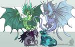 Fae Dragons