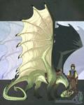 Spined Wing Dragonrider