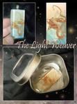 Glass Pendant - Light Weaver