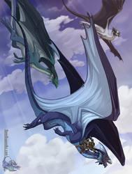 Dive by neondragon