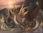 Spiked Dragon