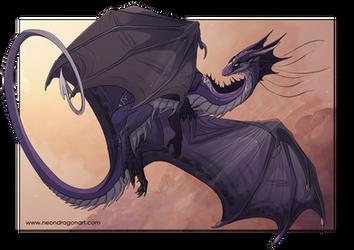 4 of 50: Mynzaea by neondragon