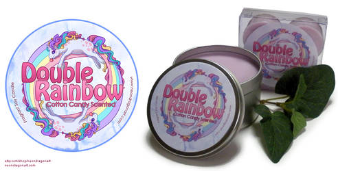 Double Rainbow - Cotton Candy