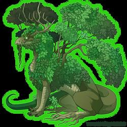 FR - Gladekeeper by neondragon