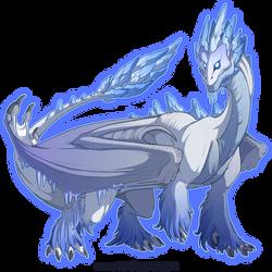 FR - Icewarden by neondragon