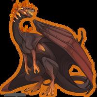 FR - Flamecaller by neondragon