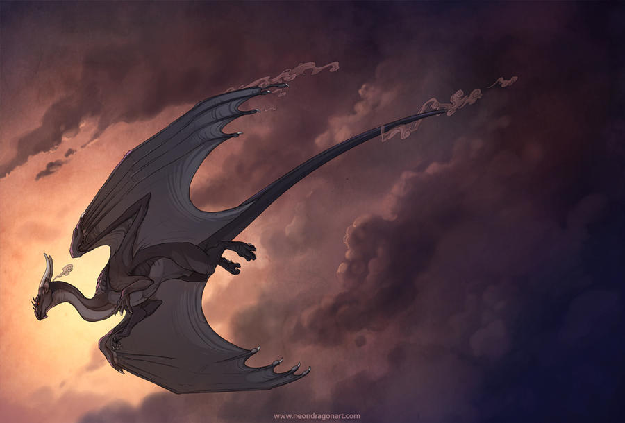Cloud Keeper by neondragon