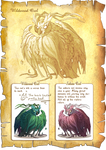 Flight Rising Bestiary: Wildwood Owls