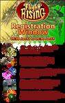 Flight Rising Registration Window - January 12-15 by neondragon