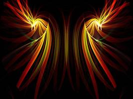 Firebirds by Mozisart